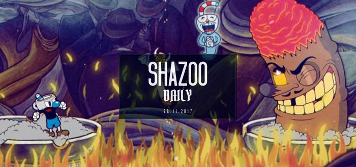 Shazoo Daily: Поехали на ферму выращивать коз