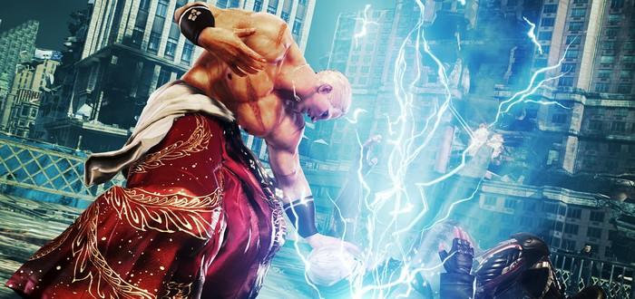 Второе DLC для Tekken 7 уже доступно