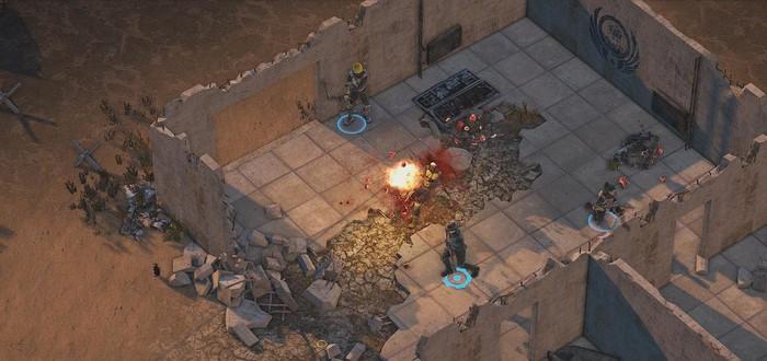 Сегодня в раннем доступе выйдет тактическая RPG Dustwind