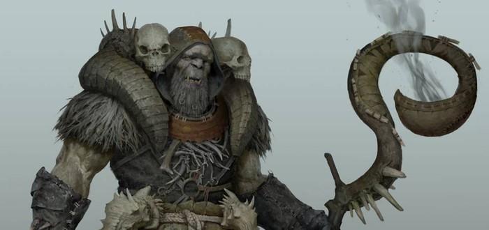 Орки в новом геймплейном трейлере Spellforce 3