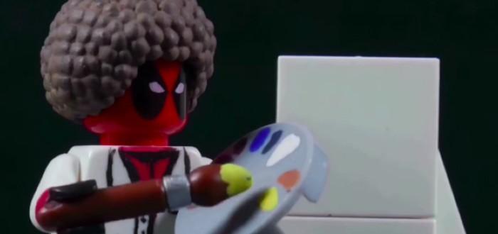 Тизер Deadpool 2 в стиле LEGO