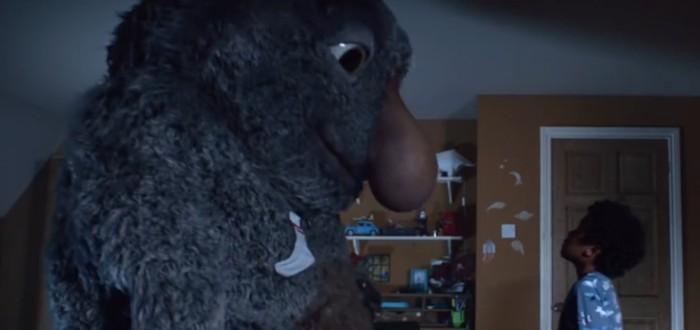 Moz The Monster — рождественская реклама о дружбе мальчика и монстра