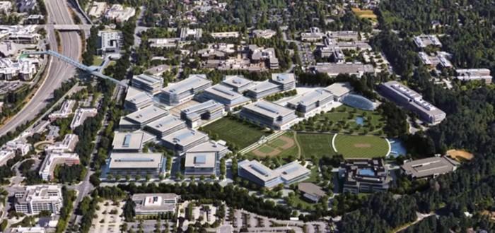 Microsoft расширит свой кампус в Редмонде