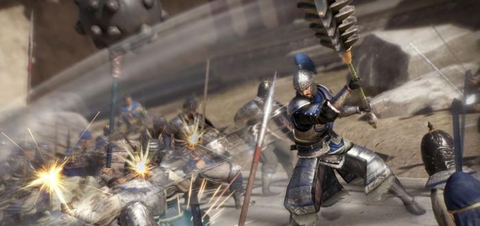 Галерея скриншотов Dynasty Warriors 9 с новыми офицерами
