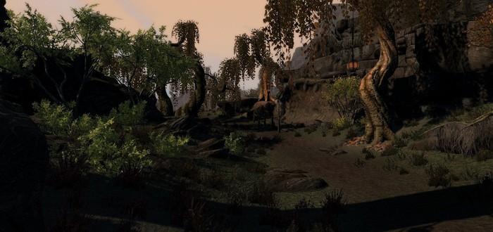 Новое видео Skywind посвящено пещерам и шахтам