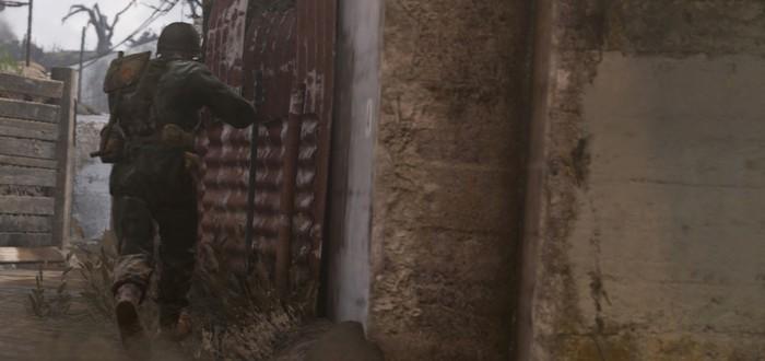 Еще одна неделя за Call of Duty: WWII в британском чарте продаж