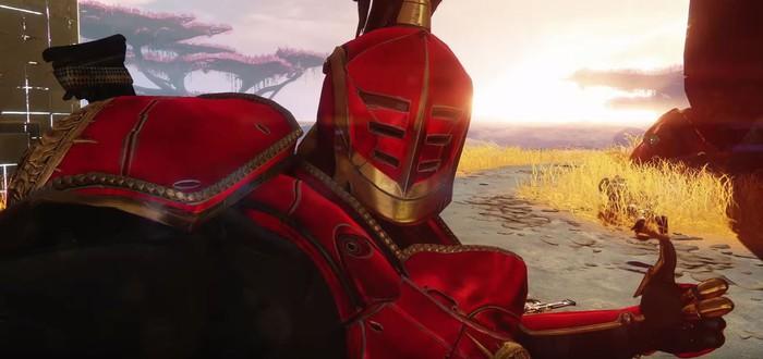 Релизный трейлер Destiny 2: Curse of Osiris
