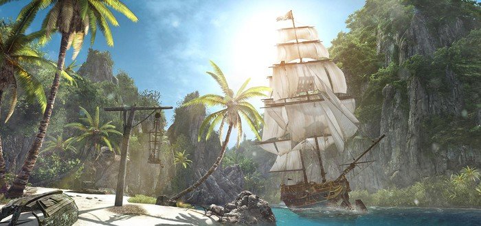 Ubisoft бесплатно раздаст Assassin's Creed IV: Black Flag на PC