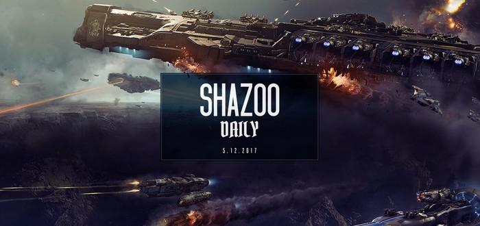 Shazoo Daily: дергаем Морти за щечку