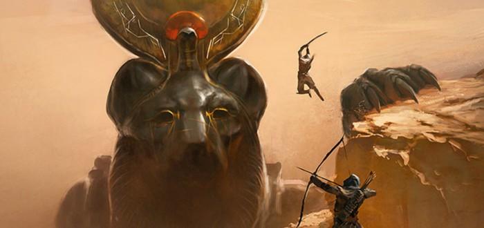 Богиня войны Сехмет в новом трейлере Assassin's Creed Origins