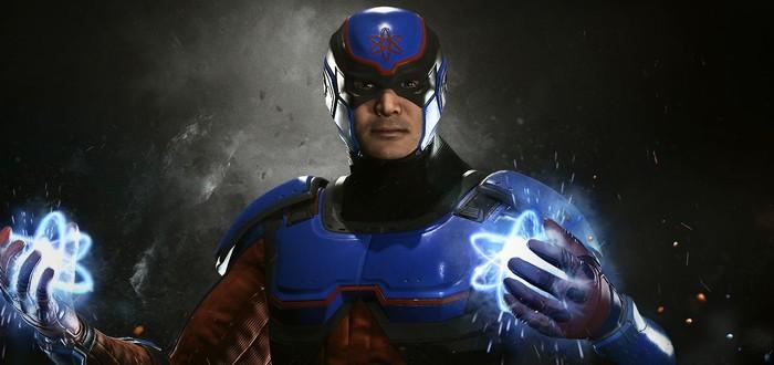 Атом в новом трейлере Injustice 2