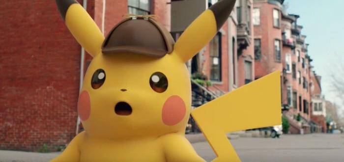 Райан Рейнольдс сыграет Пикачу в фильме Detective Pikachu