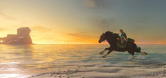 The Legend of Zelda: Breath of the Wild — игра года на The Game Awards 2017