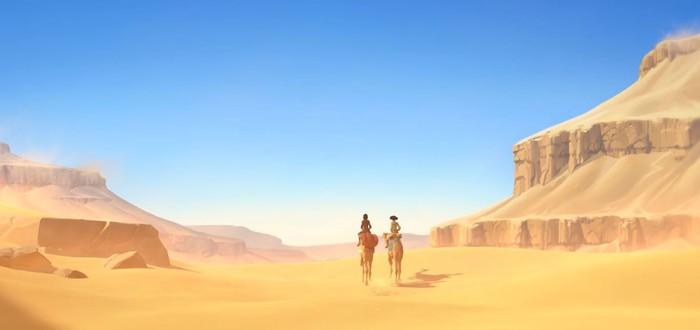 In the Valley of Gods — адвенчура в Египте 20-х годов