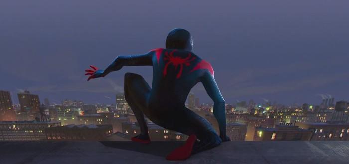 Первый трейлер анимационного фильма про Человека-Паука