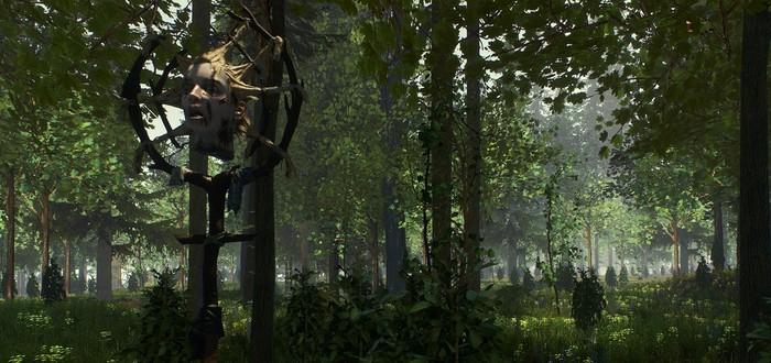 PSX 2017: Хоррор The Forest выйдет на PlayStation 4