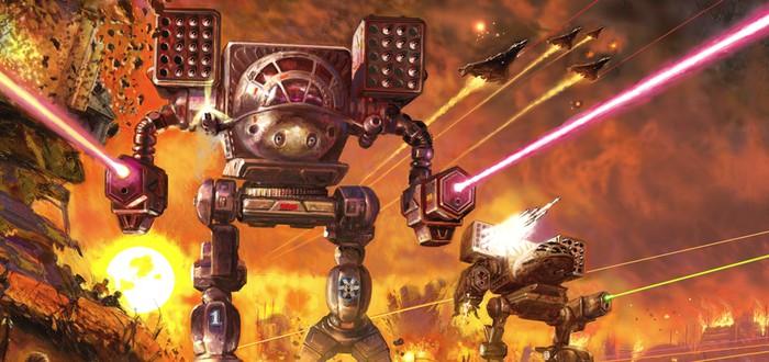 MechWarrior 5: Mercenaries выйдет через год