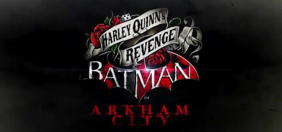 Трейлер Batman: AC Harley Quinn's Revenge