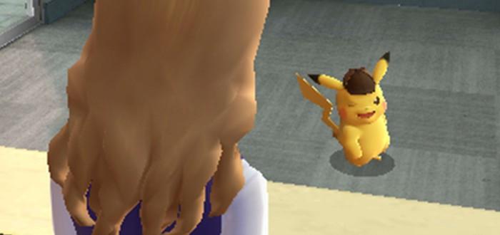 Кажется, Detective Pikachu для 3DS выйдет за пределами Японии