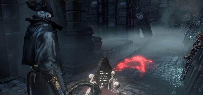 Датамайнер нашел модели вырезанного оружия и брони из Bloodborne