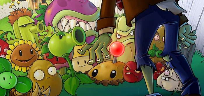 Бесплатная раздача Plants vs Zombies в Origin