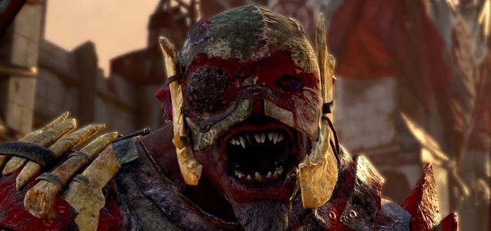 Племя преступников уже в Middle-earth: Shadow of War