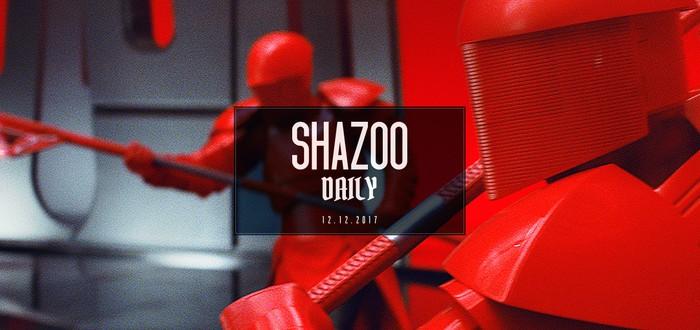 Shazoo Daily: последние недели года