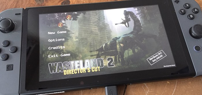 Wasteland 2: Director's Cut выйдет на Switch