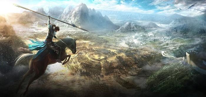 Геймплейные трейлеры Dynasty Warriors 9 показывают офицеров в деле
