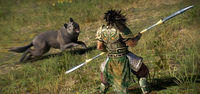 Сольные трейлеры офицеров Dynasty Warriors 9