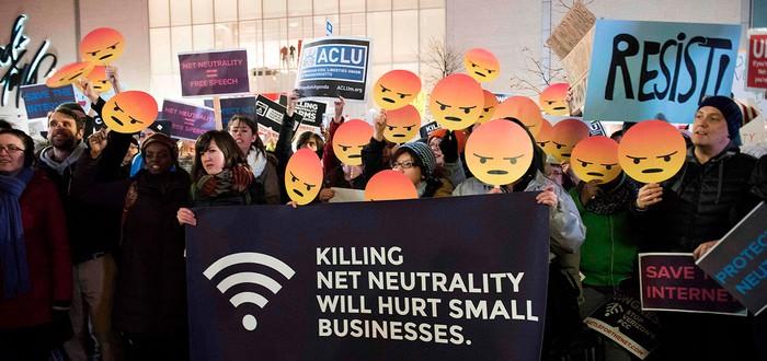 Коммуникационная комиссия США отказалась от свободного интернета
