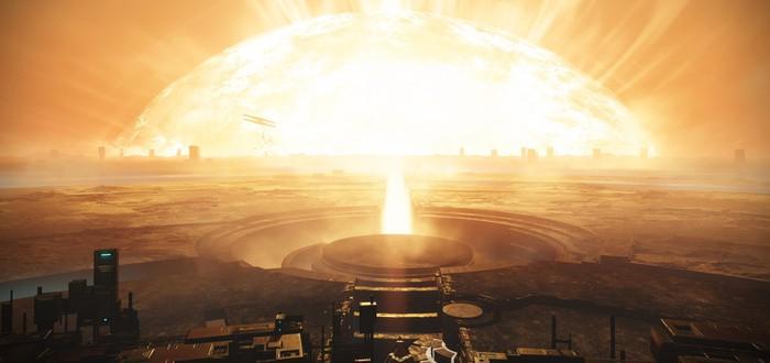 Первая планета от солнца: Обзор Destiny 2 — Curse of Osiris