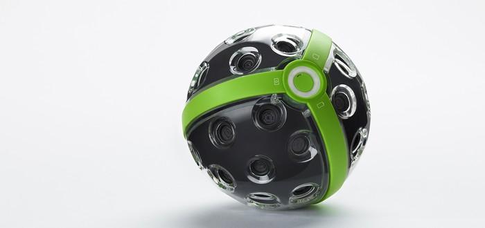 От бэкеров сферической камеры Panono требуют еще $1100 для получения девайса