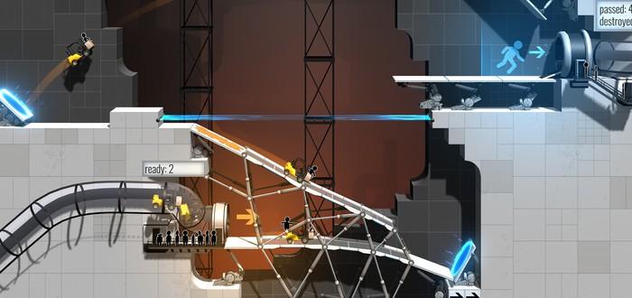 Первые оценки игры-конструктора Bridge Constructor Portal