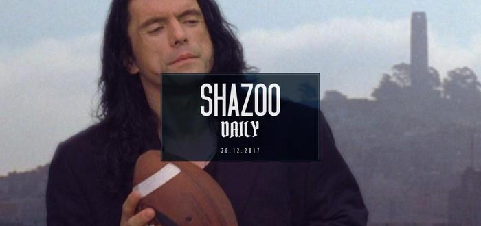 Shazoo Daily: Считаем новости