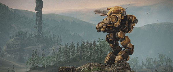 Новый геймплейный трейлер MechWarrior Online