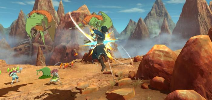 Битва с боссом в новом трейлере Ni no Kuni II: Revenant Kingdom