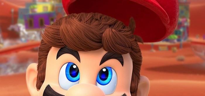 В iTunes выйдет саундтрек Super Mario Odyssey