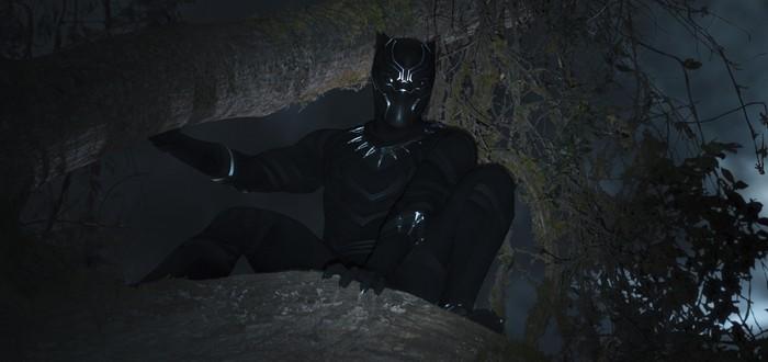 """Кендрик Ламар протизерил свой саундтрек для """"Черной пантеры"""""""