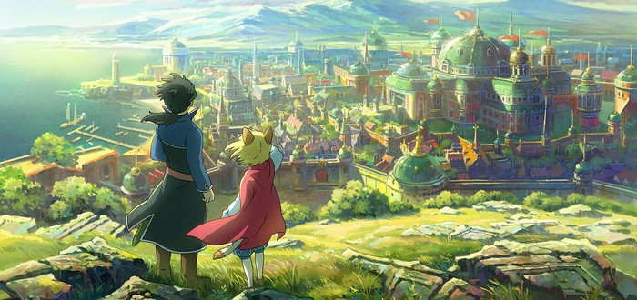 Новый трейлер Ni No Kuni II: Revenant Kingdom — как основать собственное королевство