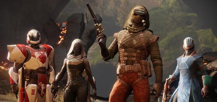 В Destiny 2 нашли праздничный баг, позволяющий играть от третьего лица