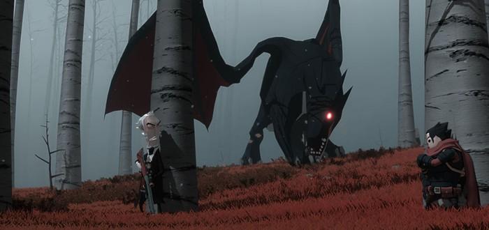 В Little Devil Inside игроки будут сами писать историю