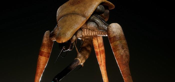 Первые скриншоты моделей фанатского проекта Half-Life 3 — Project Borealis