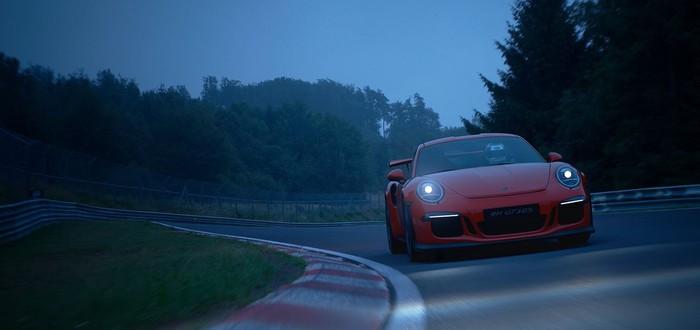 Больше плохой погоды появится на трассах GT Sport
