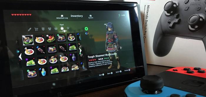 Продажи Nintendo Switch в Японии за год превзошли PS2 за тот же срок