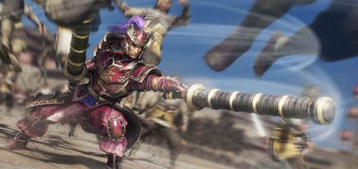 Трейлеры новой десятки офицеров Dynasty Warriors 9