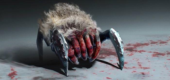 Арктические хэдкрабы и другие концепты фанатской Half-Life 3