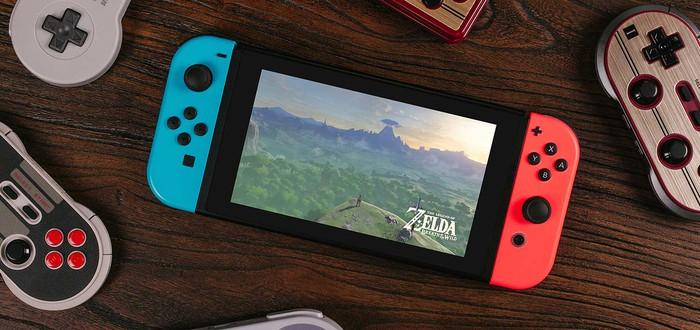 Nintendo Switch взломана благодаря чипу Nvidia