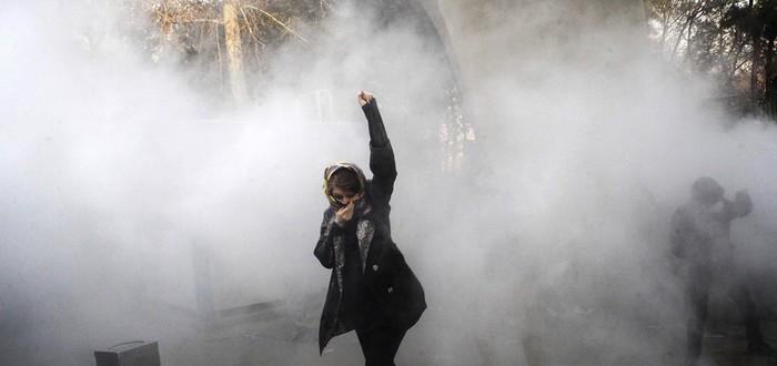 Иран начал блокировать социальные сети и мобильный интернет из-за протестов