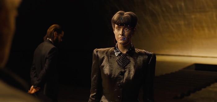 """Как для """"Бегущего по лезвию 2049"""" воссоздали актрису из оригинального фильма"""